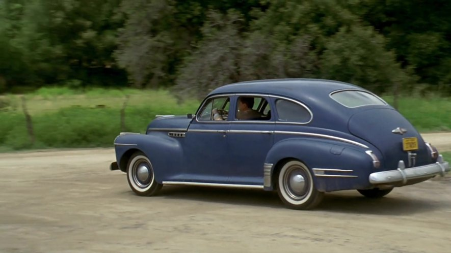 Buick Special Sedanette 1941 1941 Buick Special Touring