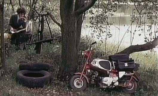 "IMCDb.org: 1963 Honda Monkey CZ100 in ""Week End, 1967"""