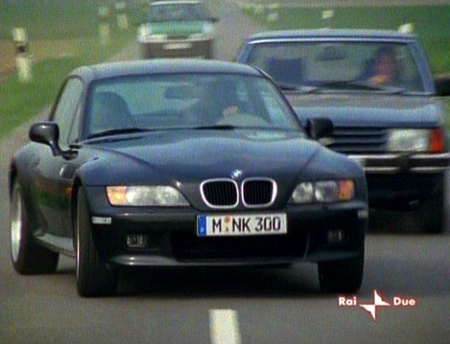 1997 BMW Z3 Coupé [E36/8]