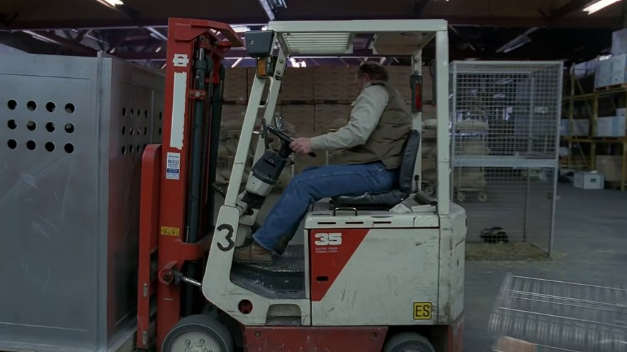 Nissan Lift Truck-Electric