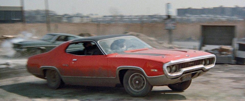 ".org: 1972 Plymouth Satellite Sebring in ""Shaft's Big Score!, 1972"