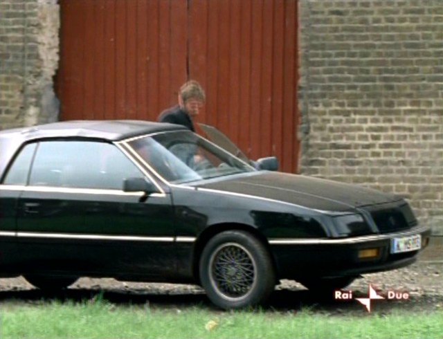 IMCDb.org: 1993 Chrysler LeBaron Convertible GTC in ...  |1996 Lebaron Convertible