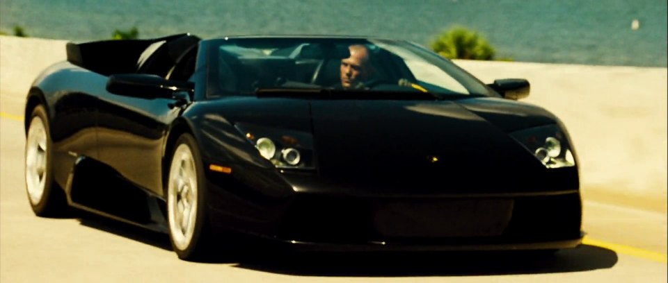What Car Does Jason Statham Drive