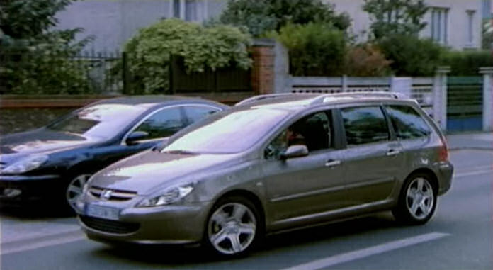 2002 peugeot 307 sw in diane femme flic 2003 2011. Black Bedroom Furniture Sets. Home Design Ideas