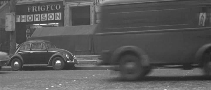 1956 volkswagen de luxe toit ouvrant 39 coccinelle 39 typ 1 in les quatre cents. Black Bedroom Furniture Sets. Home Design Ideas