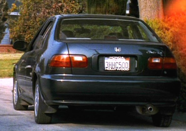honda civic sedan 1994 model