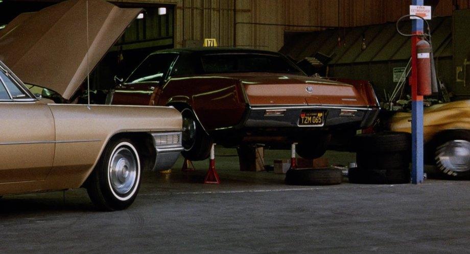 Imcdb Org 1967 Cadillac Fleetwood Eldorado In Quot Gone In 60