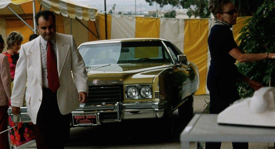 Imcdb Org 1974 Cadillac Fleetwood Eldorado In Quot Gone In 60