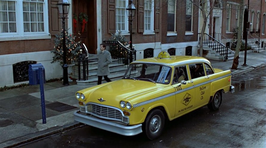 1980 Checker Taxicab [A11]