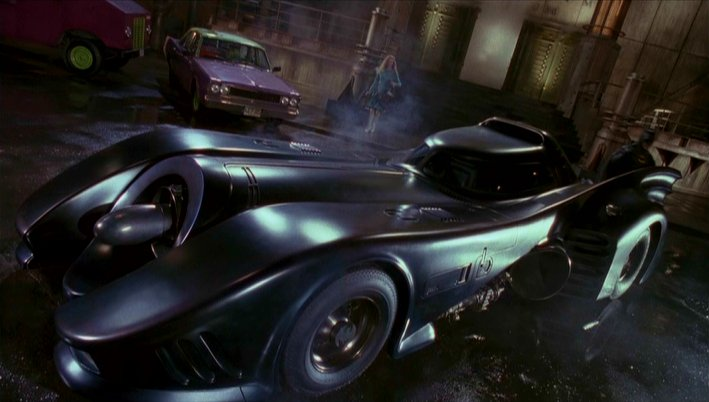 Made for Movie Batmobile