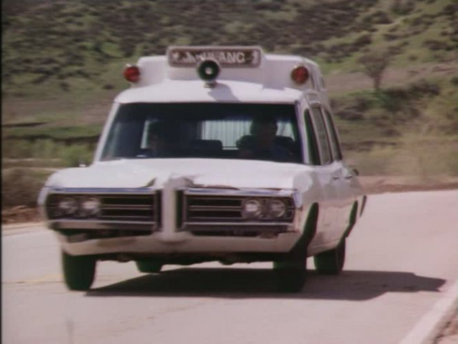 1969 Pontiac Ambulance Superior 54''