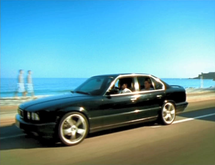 IMCDborg BMW I E In Cidade Dos Homens - Bmw 540i 2005