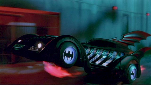 "IMCDb.org: Made for Movie Batmobile in ""Batman Forever, 1995"""