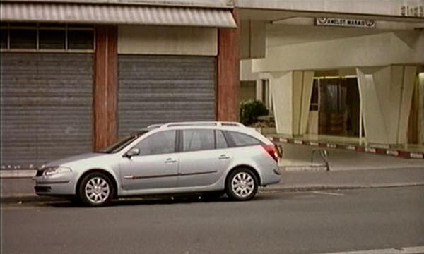 Laguna 2 2001 2001 Renault Laguna Estate 2