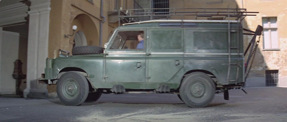 Imcdborg 1965 Land Rover 109 Series Iia Station Wagon In The