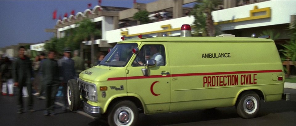 IMCDborg 1980 GMC Vandura In The Living Daylights 1987