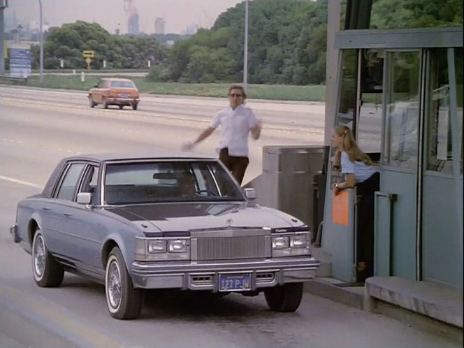 Imcdb Org 1976 Cadillac Seville In Chips 1977 1983