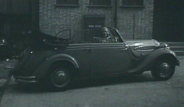 IMCDb.org: 1936 Frazer Nash BMW 326 Cabriolet in \