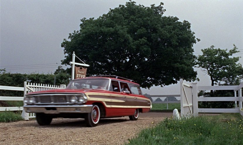 1964 Ford Country Squire 9-Passenger Station Wagon