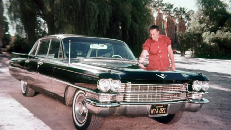1963 Cadillac Sedan DeVille 6-window Hardtop