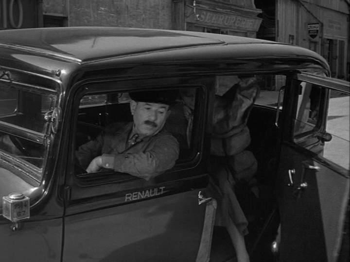 1933 renault taxi g7 type kz11 dans l 39 air de for Garage des taxis g7
