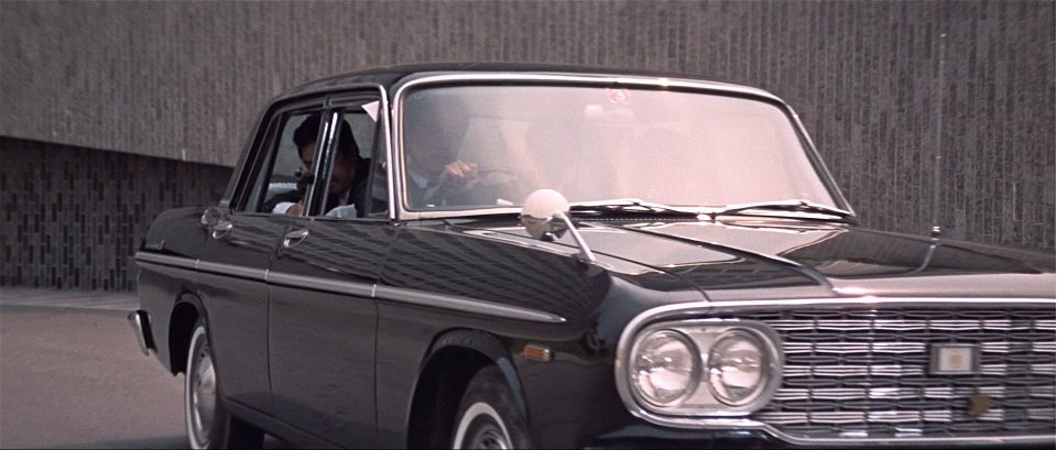 IMCDb org: 1966 Toyopet Crown Deluxe [MS41] in