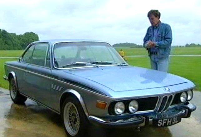 Bmw 3.0 Csl >> Imcdb Org 1973 Bmw 3 0 Csl E9 In Clarkson S Top 100 Cars 2001