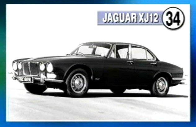 1973 Jaguar XJ12 [Series I]