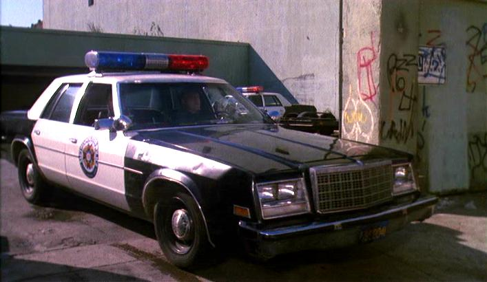 Imcdb Org 1979 Chrysler Newport In Police Academy 2 Their First