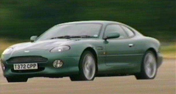 Imcdb 1999 Aston Martin Db7 Vantage In Clarksons Top 100 Cars