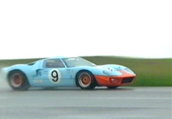 1967 Ford GT 40 MkI [P/1075]