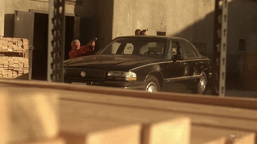 I on 1993 Buick Lesabre