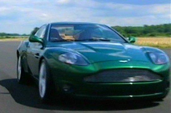 Imcdb 1998 Aston Martin Project Vantage In Clarksons Top 100