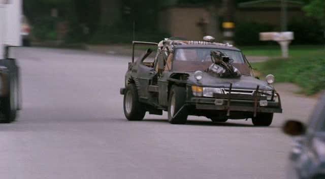 Saab humor: Richard Pryor and Saab 900 Turbo