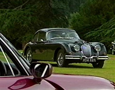 1957 Jaguar XK 150 Fixed Head Coup�