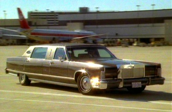 Imcdb Org 1975 Lincoln Continental Stretched Limousine In The New