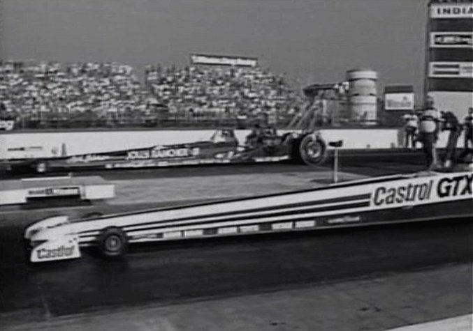 1993 Swindahl Rear Engine Top Fuel Dragster