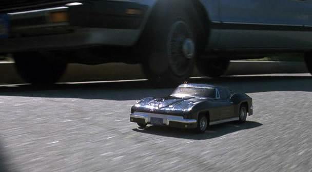 1963 Chevrolet Corvette Model Sting Ray C2 In