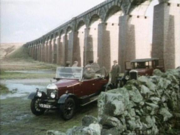 1925 Morris Oxford 'Bullnose'