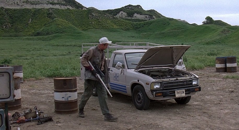 "IMCDb.org: 1982 Toyota Truck [RN30] in ""Tremors II ..."