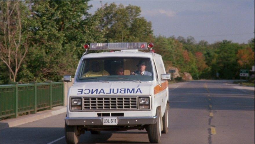 1979 ford econoline ambulance e 350 in. Black Bedroom Furniture Sets. Home Design Ideas