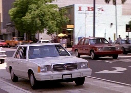 IMCDborg 1984 Plymouth Reliant K In Miami Vice 1989