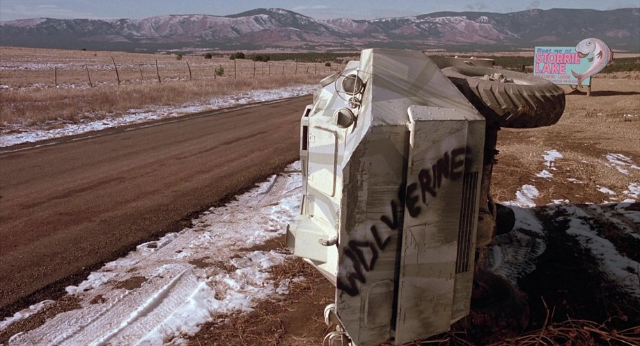 """IMCDb.org: Made for Movie BRDM-2 in """"Red Dawn, 1984"""""""