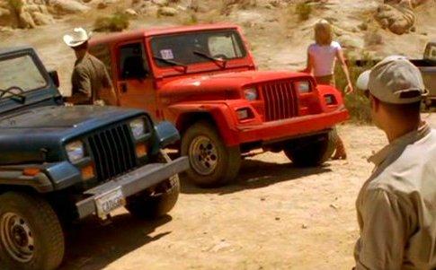 1991 Jeep Wrangler Renegade YJ
