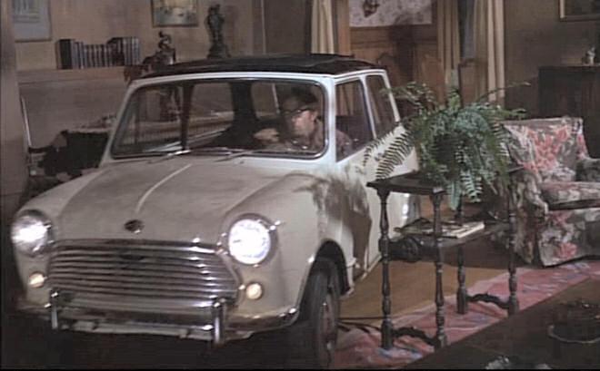 Imcdborg 1968 Austin Mini Cooper S 1275 Mkii Ado50 In Take The