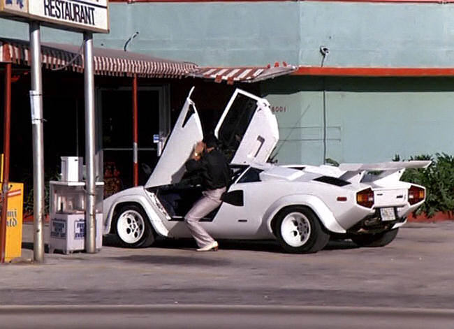 Imcdb Org Lamborghini Countach Lp 400 S Dans Quot Miami Vice