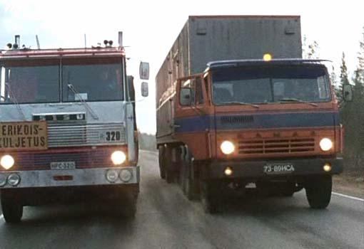 شاحنات KAMAZ الروسيه  I024072