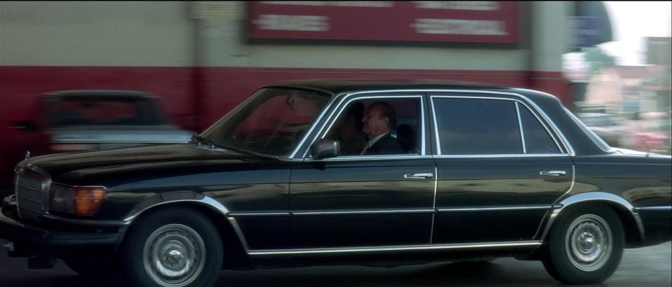Imcdb Org 1977 Mercedes Benz 450 Sel 6 9 W116 In Quot Lost