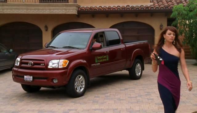 2005 Toyota Tundra SR5 V8 Double Cab [UCK31]