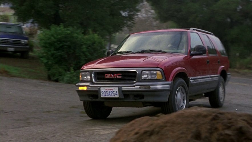 1995 GMC Jimmy S-15 [GMT330]